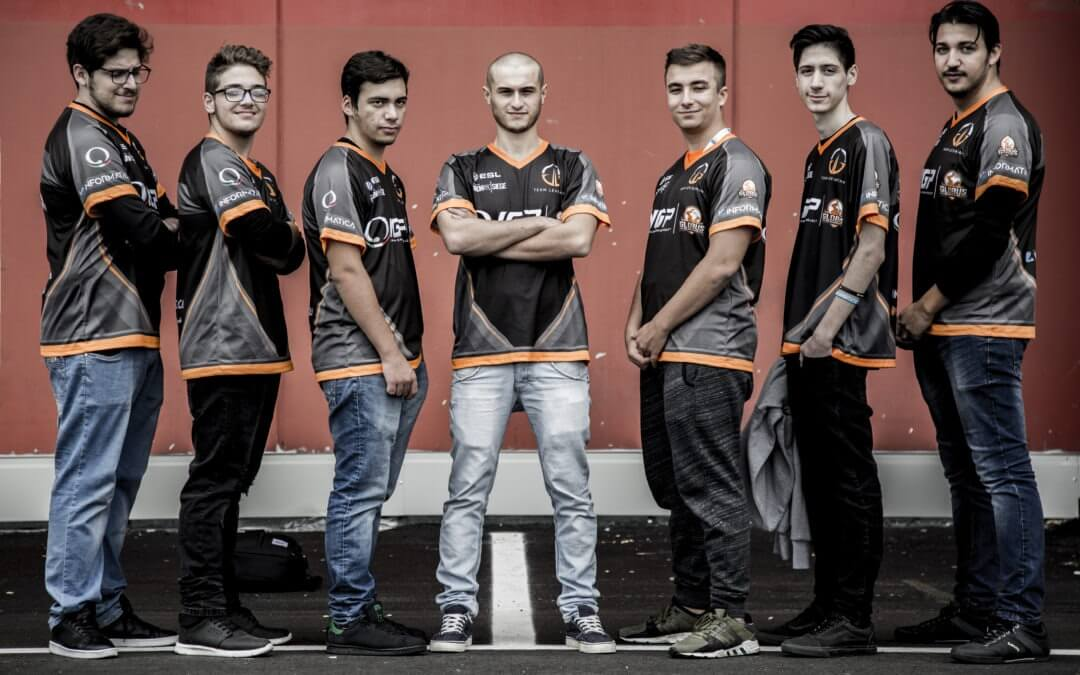 IGP Leviathan conquistano il Milan Games Week (ed un posto in EIC)